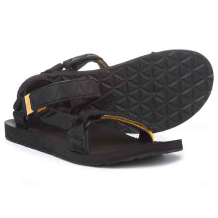 Teva Original Universal Puff Sport Sandals (For Men) in Black - Closeouts