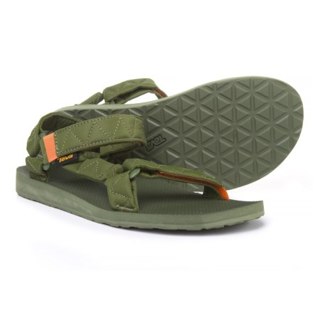 c8b392c9bf1c57 Teva Original Universal Puff Sport Sandals (For Men) in Winter Moss -  Closeouts