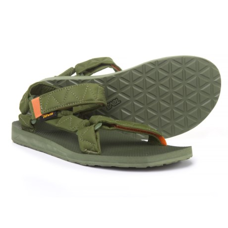 c350e21e21ce Teva Original Universal Puff Sport Sandals (For Men) in Winter Moss