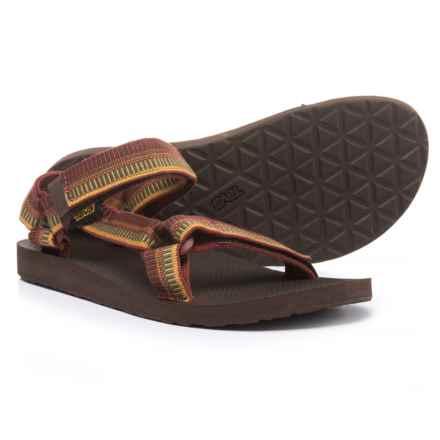 Teva Original Universal Sport Sandals (For Men) in Armida Harvest - Closeouts