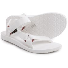 Teva Original Universal Sport Sandals (For Men) in Bright White - Closeouts