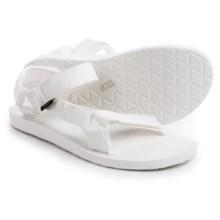Teva Original Universal Sport Sandals (For Men) in Bright White - Closeouts
