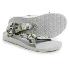 Teva Original Universal Sport Sandals (For Men) in Inca Grey - Closeouts