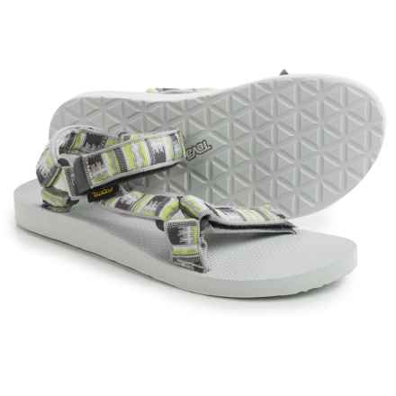 Teva Original Universal Sport Sandals (For Men) in Inca Grey - Closeouts