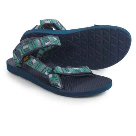 Teva Original Universal Sport Sandals (For Men) in Inca Insignia Blue - Closeouts