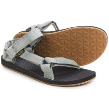 Teva Original Universal Sport Sandals (For Men) in Marled Grey - Closeouts