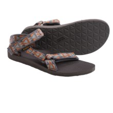 Teva Original Universal Sport Sandals (For Men) in Mosaic Brown - Closeouts