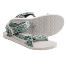 Teva Original Universal Sport Sandals (For Men) in Mosaic Grey - Closeouts