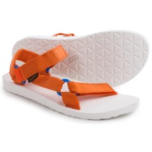 Teva Original Universal Sport Sandals (For Men) in Orange - Closeouts