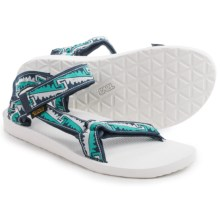 Teva Original Universal Sport Sandals (For Men) in San Rafael White - Closeouts