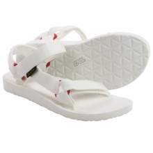 Teva Original Universal Sport Sandals (For Women) in Bright White - Closeouts