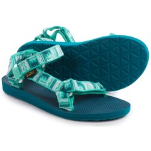 Teva Original Universal Sport Sandals (For Women) in Inca Teal Multi - Closeouts