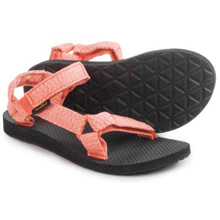 Teva Original Universal Sport Sandals (For Women) in Marled Coral - Closeouts