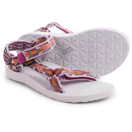 Teva Original Universal Sport Sandals (For Women) in Mashup Orchid - Closeouts