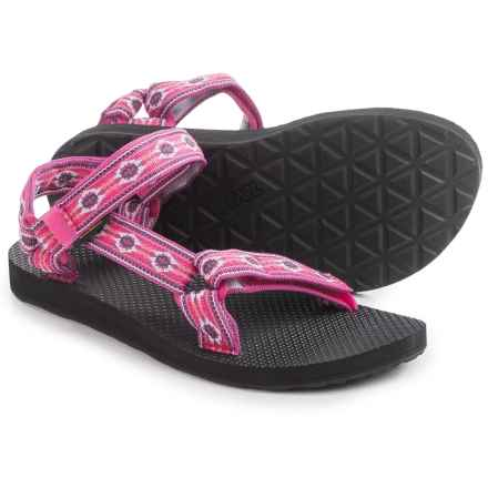Teva Original Universal Sport Sandals (For Women) in Monterey Raspberry - Closeouts