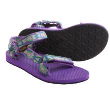 Teva Original Universal Sport Sandals (For Women) in Mosaic Purple - Closeouts