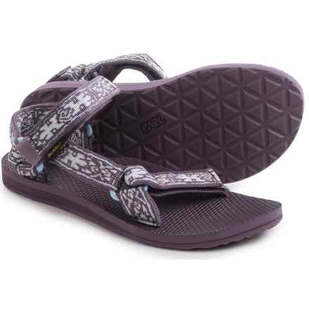 Teva Original Universal Sport Sandals (For Women) in Old Lizard Plum - Closeouts