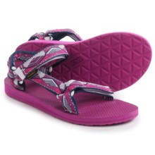 Teva Original Universal Sport Sandals (For Women) in Pyramid Raspberry - Closeouts