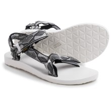 Teva Original Universal Sport Sandals (For Women) in Pyramid Wild Dove - Closeouts