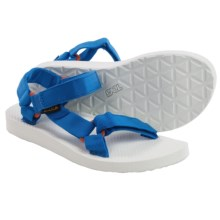 Teva Original Universal Sport Sandals (For Women) in Royal Blue - Closeouts