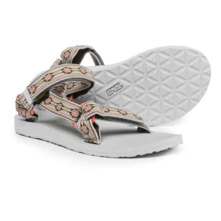Teva Original Universal Sport Sandals (For Women) in Tan - Closeouts