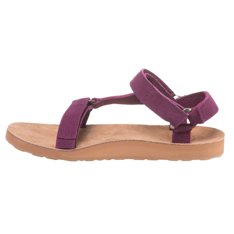 Teva Original Universal Sport Sandals - Suede (For Women)