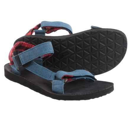 Teva Original Universal Workwear Sport Sandals (For Men) in Legion Blue - Closeouts