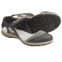 Teva Pasas Mary Jane Shoes (For Women) in Green - Closeouts