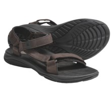 Teva Pretty Rugged 3 Sandals - Leather (For Women) in Bridger - Closeouts
