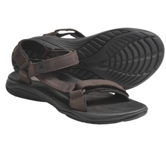 Teva Pretty Rugged 3 Sandals - Leather (For Women) in Bridger