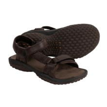 Teva Pretty Rugged Leather 2 Sandals -- Microban® (For Women) in Barrel - Closeouts