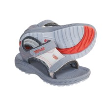 Teva Psyclone 2 Sport Sandals (For Infants) in Baby Blue - Closeouts