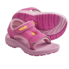 Teva Psyclone 2 Sport Sandals (For Infants) in Hot Pink - Closeouts