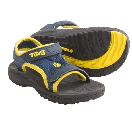 Teva Psyclone 2 Sport Sandals (For Infants) in Navy