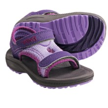 Teva Psyclone 2 Sport Sandals (For Infants) in Purple - Closeouts
