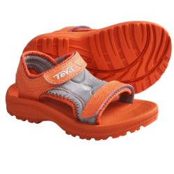 Teva Psyclone 3 Sport Sandals (For Toddlers) in Orange