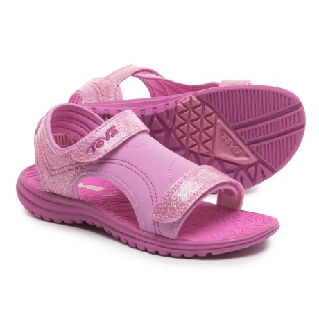 Teva Psyclone 6 Water Sandals (For Little Kids) in Pink Glitter