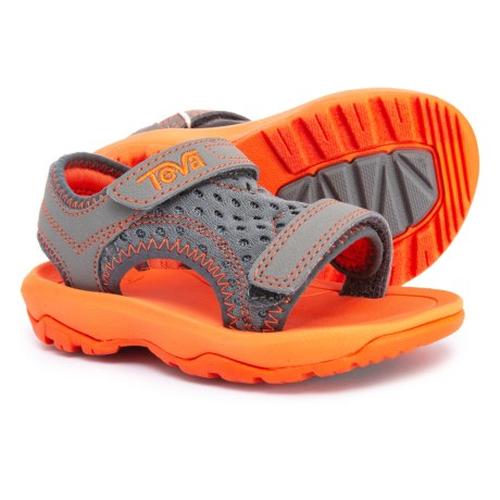 38d5c94c481251 Teva Psyclone XLT Sport Sandals (For Boys) in Grey Orange
