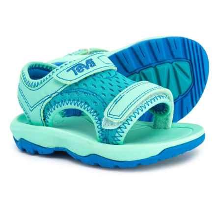 Teva Psyclone XLT Sport Sandals (For Girls) in Sea Glass