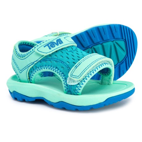 418491340 Teva Psyclone XLT Sport Sandals (For Girls) in Sea Glass