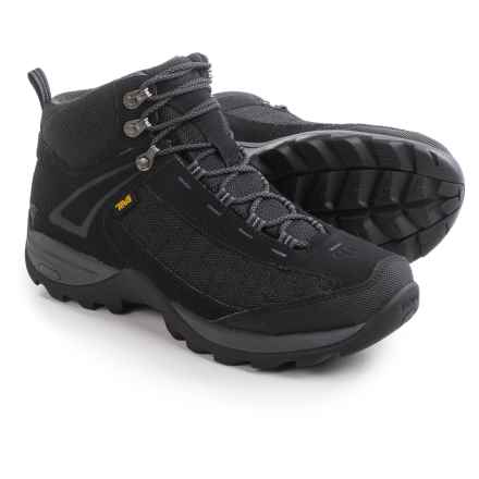 Teva Raith III Mid Hiking Boots - Waterproof (For Men) in Black - Closeouts