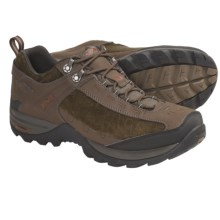 Teva Raith Leather Trail Shoes - Waterproof (For Men) in Teak - Closeouts