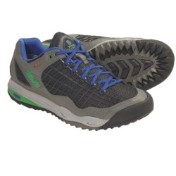 Teva Reforge eVent® Trail Shoes - Waterproof (For Men) in Blue Graphite