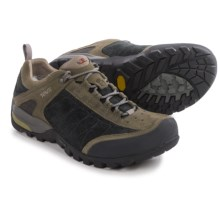 Teva Riva eVent® Suede Hiking Shoes - Waterproof (For Men) in Beluga - Closeouts
