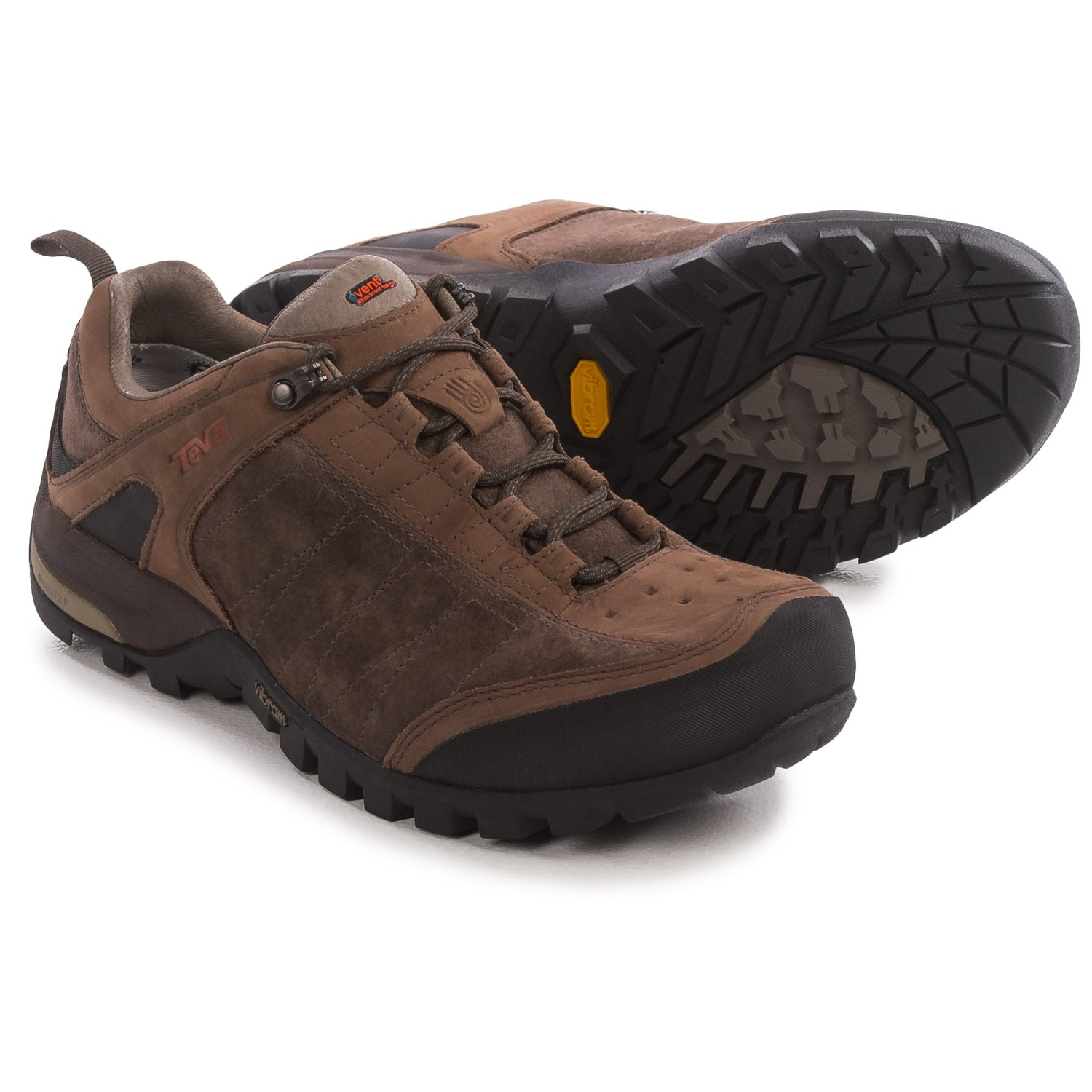 Teva Riva Event Suede Hiking Shoes