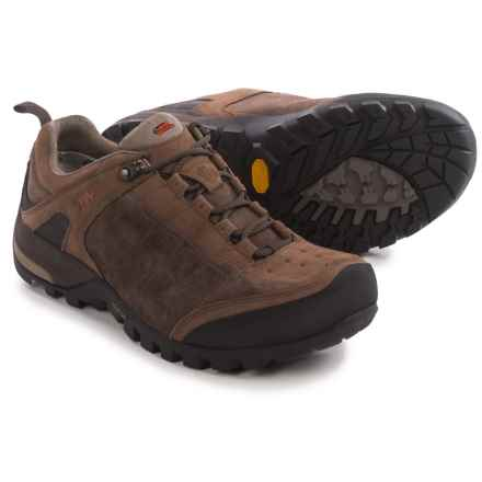 Teva Riva eVent® Suede Hiking Shoes - Waterproof (For Men) in Turkish Coffee - Closeouts