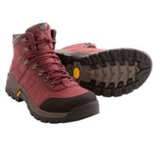 Teva Riva Peak Mid eVent® Hiking Boots - Waterproof (For Women) in Rhubarb - Closeouts