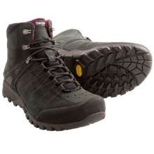 Teva Riva Winter Mid Hiking Boots - Waterproof (For Men) in Black - Closeouts