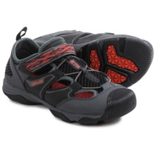 Teva Rollick Water Shoes (For Big Kids) in Black/Grey - Closeouts