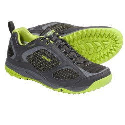 Teva Royal Arch Shoes - Waterproof (For Men) in Lime Green